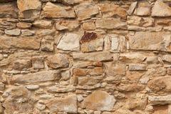 Деталь текстуры песчаника Стоковая Фотография RF