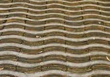 Деталь типичной ручной работы мостоваой Стоковое Изображение