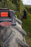 Деталь трактора Стоковая Фотография RF
