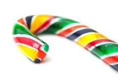 Деталь тросточки конфеты Стоковая Фотография RF
