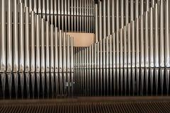 Деталь трубы органа Стоковые Фотографии RF
