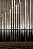 Деталь трубы органа Стоковая Фотография