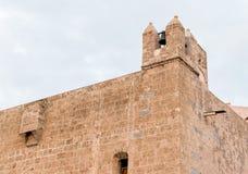 Деталь укрепленного памятника святилища Стоковые Фото