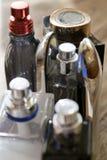 Деталь дух бутылок Стоковая Фотография RF