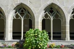Деталь церков замка на Интерлакене Стоковые Фотографии RF