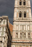 Деталь Duomo Il, Флоренс Стоковое Фото