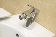 Деталь Faucet Стоковая Фотография RF