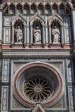 Деталь Firenze di Duomo Стоковая Фотография