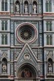 Деталь Firenze di Duomo Стоковые Фотографии RF