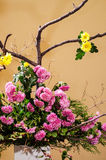Деталь Ikebana Стоковая Фотография