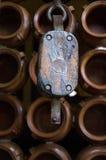 Деталь Ironwork стоковое фото rf