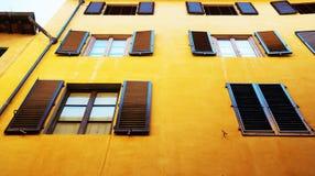 Деталь Ponte Vecchio, Флоренс, Италия Стоковая Фотография