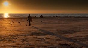 Детектор захода солнца Стоковые Фото