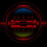 детектор Стоковая Фотография RF