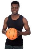 детеныши баскетбола Стоковое фото RF