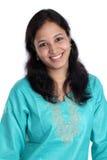 детеныши девушки индийские Стоковое фото RF