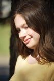детеныши девушки Стоковое фото RF