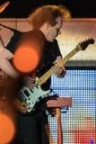 Детеныши Джеймс STYX выполняя на концерте Калифорнии Стоковые Фото