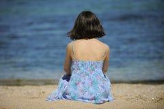 детеныши женщины моря Стоковое Фото