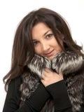 детеныши женщины опарника куртки стоковые фотографии rf