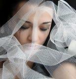 детеныши женщины повязки Стоковые Фото