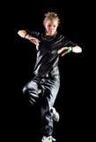 детеныши женщины танцульки самомоднейшие Стоковые Изображения RF