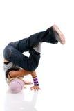 детеныши женщины танцы Стоковое фото RF