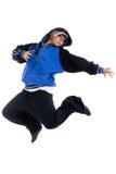 детеныши женщины танцы Стоковая Фотография