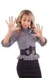 детеныши женщины Стоковое Изображение RF