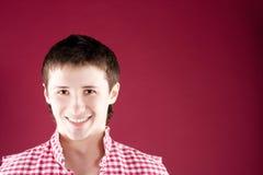 детеныши красного цвета портрета ванты сь Стоковое Фото
