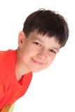 детеныши мальчика счастливые стоковые фотографии rf