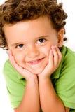 детеныши мальчика Стоковая Фотография RF