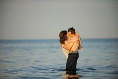 детеныши моря пар Стоковая Фотография RF