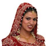 детеныши невесты индийские стоковое изображение rf