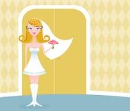 детеныши невесты шпунтовые Стоковое Изображение