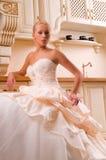детеныши невесты стоковые фотографии rf