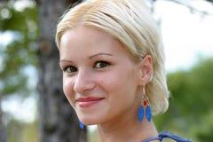 детеныши портрета девушки предназначенные для подростков Стоковые Фото