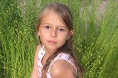 детеныши портрета девушки Стоковые Изображения RF
