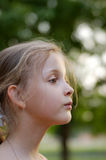 детеныши портрета девушки Стоковое Фото