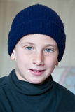 детеныши портрета мальчика стоковые изображения rf