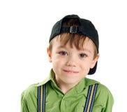 детеныши портрета мальчика Стоковое Изображение