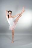 детеныши портрета ballerin Стоковое Изображение