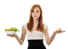 детеныши салата салата торта коммерсантки отборные Стоковое Фото