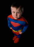 детеныши супергероя Стоковые Фото