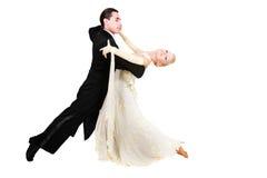 детеныши танцы пар Стоковая Фотография
