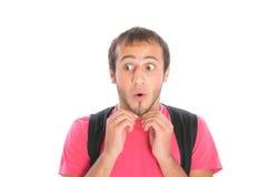 детеныши удивленные человеком Стоковая Фотография RF