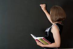 детеныши учителя Стоковое фото RF