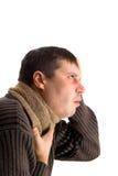 детеныши человека больные Стоковые Фотографии RF
