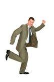 детеныши человека дела счастливые Стоковая Фотография RF