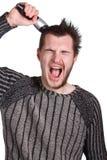 детеныши человека стрижки половинные Стоковое Изображение RF